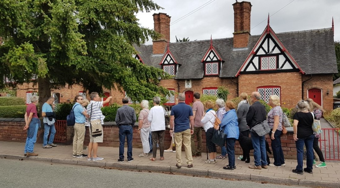 Walking Tours Recommence at Nantwich Museum