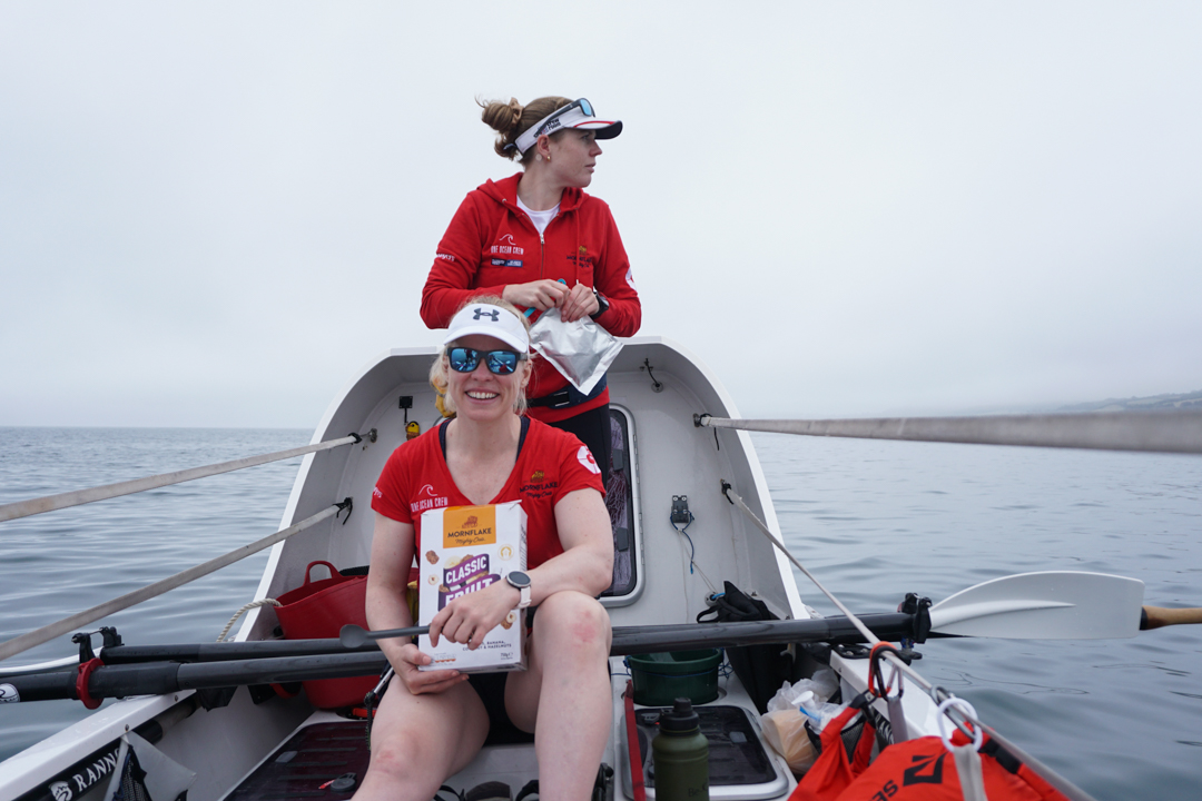 Cheshire company backs 'oar-some' girls in Atlantic rowing challenge
