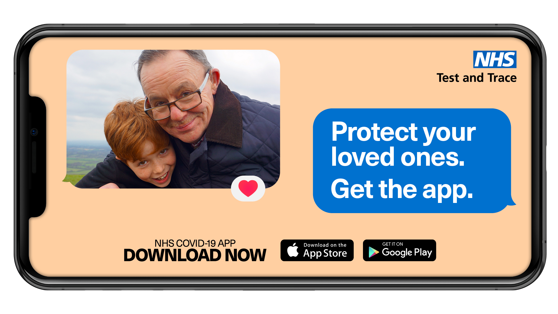 The NHS test and trace app - use it to protect Cheshire East