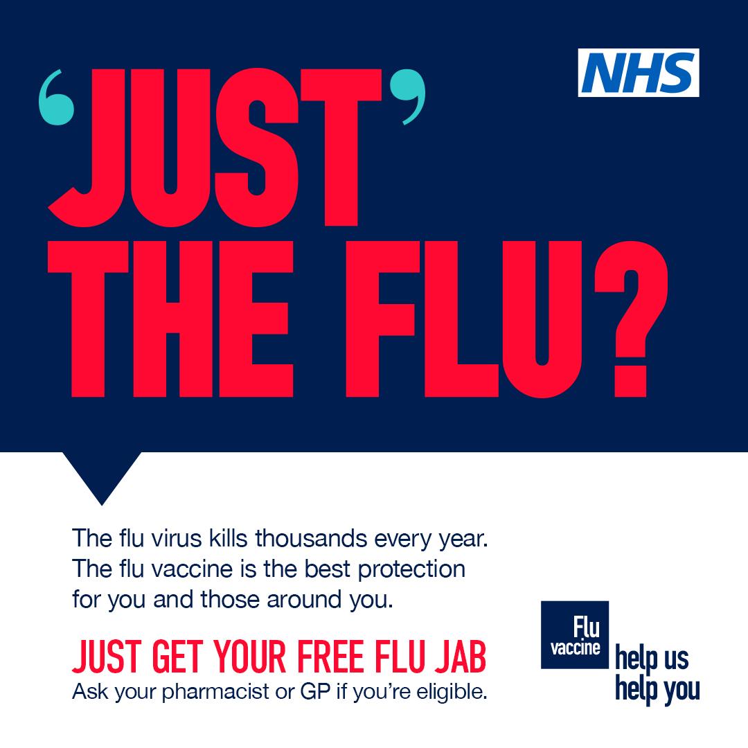 Top GP's flu jab plea